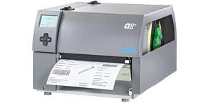 термопринтер для печати этикеток cab a8+