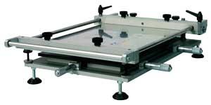 ручной трафаретный принтер mechatronic systems s1