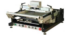 полуавтоматический трафаретный принтер mechatronic systems s80